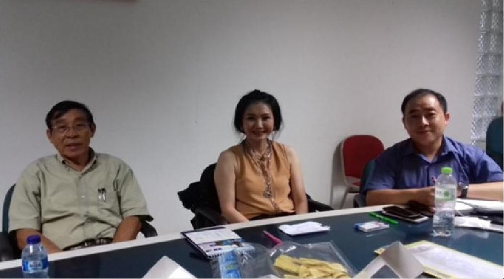 Rapat Persiapan Musda II DPD Aprisindo Jabar - Bandung