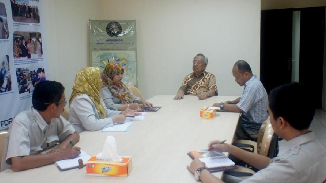 Pertemuan Direktorat ITKA Kemenperin dengan Aprisindo